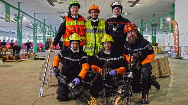 Equipe Croconards – Challenge secours routier espagnole