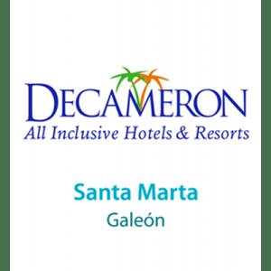 Decameron Galeón Santa Marta