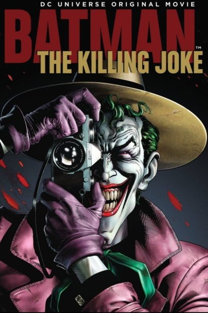 killing joke poster