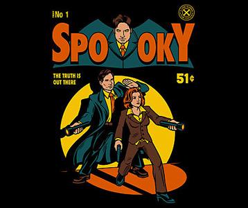 spooky-x-files