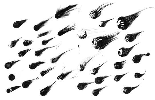 Meteor Concept art