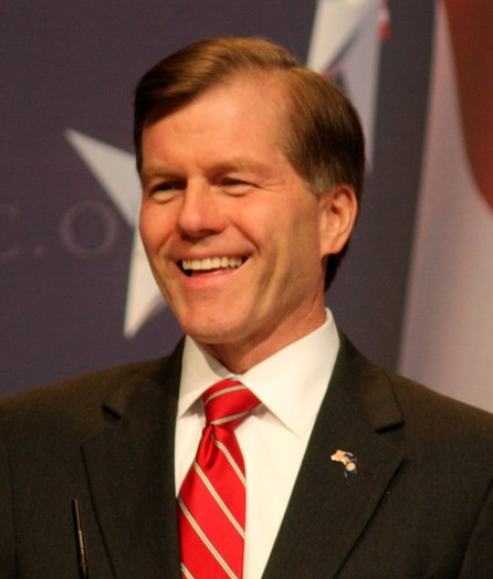 Image of former Gov McDonnell. The Bob McDonnell bribery cases narrowed the scope of federal corruption law