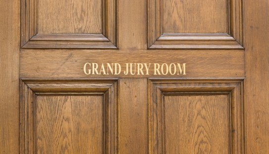 grand jury door - what is a grand jury?