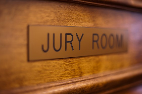 challenging racial bias in jury deliberations - when can a court look behind the jury room door?