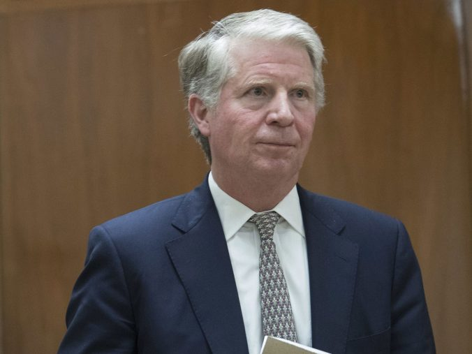 Manhattan DA Cyrus Vance Jr.