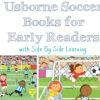 Usborne Soccer Books