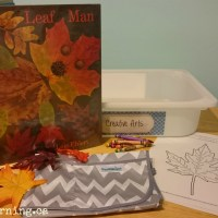 Fall Unit Workboxes for your Three Year Old