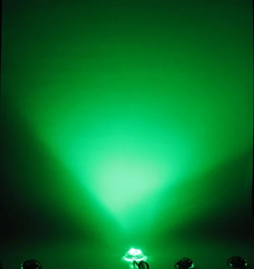 Puddle Light Kit 6 Rock Light With Dome Light Circuit Green OffRoadOnly