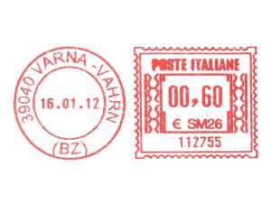 Metered Postage Mahine