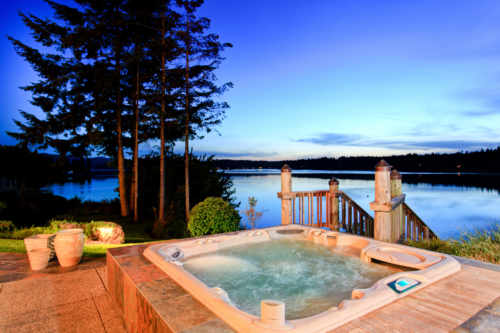 Hot Tub Features