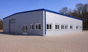 Steel buildings Review