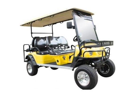 Best Street Legal Golf Cars