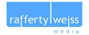 RaffertyWeiss Media Logo