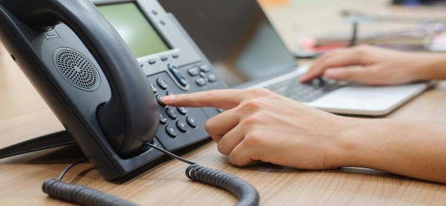 Small Business VoIP