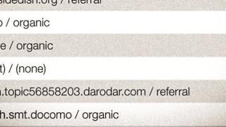 リファラースパム一覧 Referralのdarodar.com、econom.coってなんだ