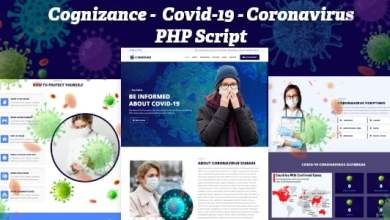 Photo of Cognizance – Covid-19 Coronavirus Awareness Medical Prevention