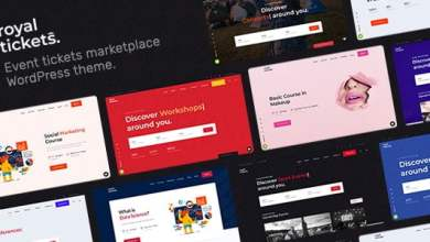 Photo of RoyalTickets – Events Booking WordPress Theme