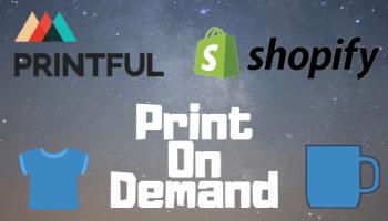 Full Comparison of Printful vs Printify Print On Demand