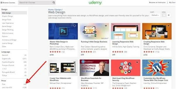 Free Udemy Courses