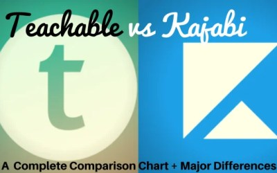 Teachable vs Kajabi – A Complete Comparison Chart + Major Differences