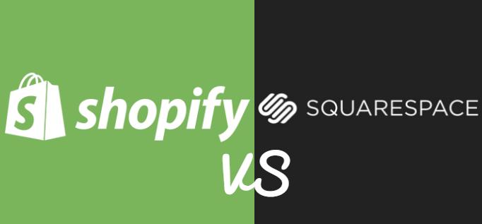 Shopify vs Squarespace – A Complete Comparison Chart + 10 Major Differences
