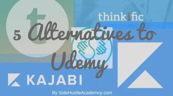 5 Alternatives to Udemy That You May Not Have Considered Yet