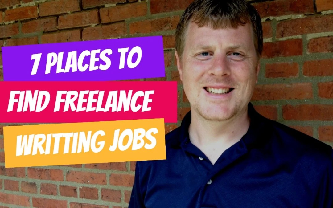 7 Places to Find Freelance Writing Jobs for Beginners