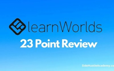 LearnWorlds Review – 23 Point Complete Review [2021]