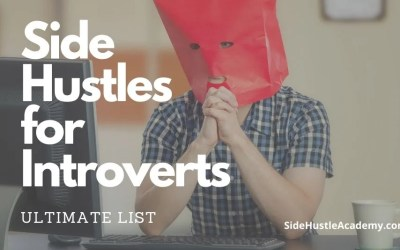12 Side Hustle Ideas for Introverts – The Ultimate List