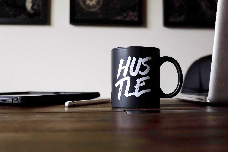 Hustle Mug Image