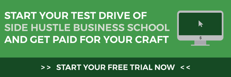 Side Hustle Business School Test Drive
