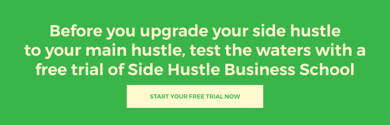 Side Hustle Business School Free Trial