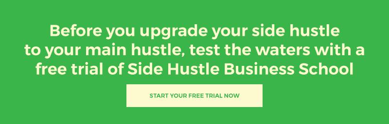 Side Hustle Business School Free Trial