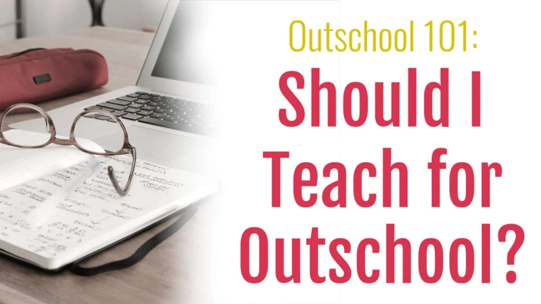 Teachers looking to find a side hustle have likely discovered a platform called Outschool. There you can teach any class you dream of (within reason), and start making money online!