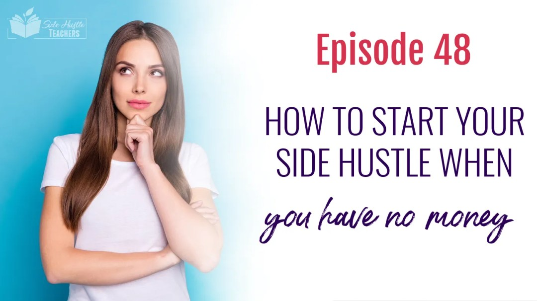 start your side hustle