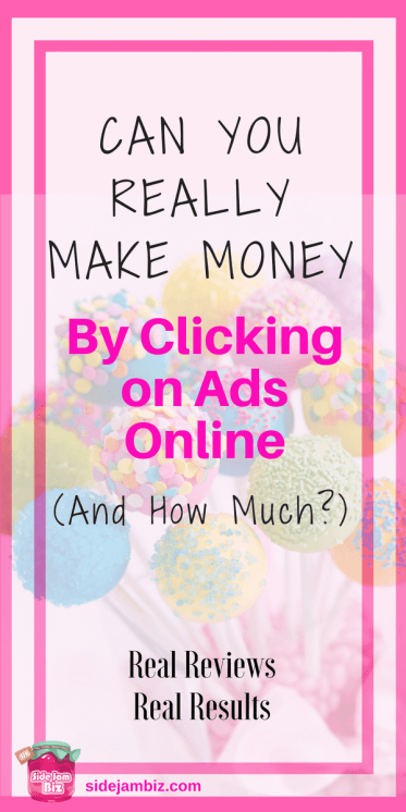 How do you get paid for clicks on websites? Does that sound weird -- or even sketchy? Well it's totally a real thing, and you can actually earn cash for clicking on ads in emails or by watching promotional videos.