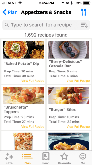 Fetch Rewards App - Recipes