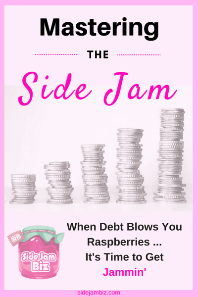 Mastering the Side Jam is a personal finance blog that shares tips and ideas on how to pay off debt, reviews ways to make money online and lists the best way to make side income.