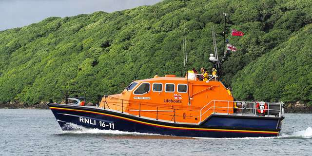 This is a Lifeboat.