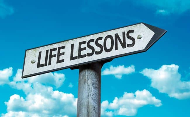 Life Lessons - A Letter to My Two Sons