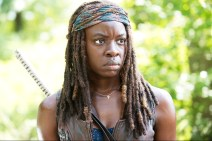 The Walking Dead What Happened and What's Going On Michonne