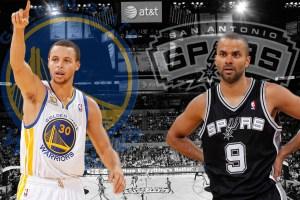 Spurs vs. Warriors Thursday Night NBA
