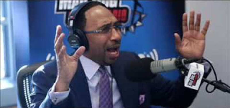 Stephen A. Smith Goes Off On Cowboys