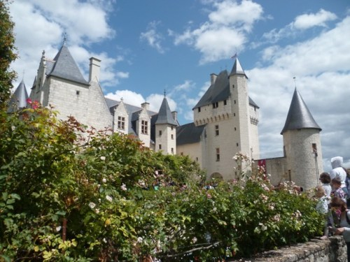 There's no place like the Loire Valley when it comes to castles, including Chateau Rivau.