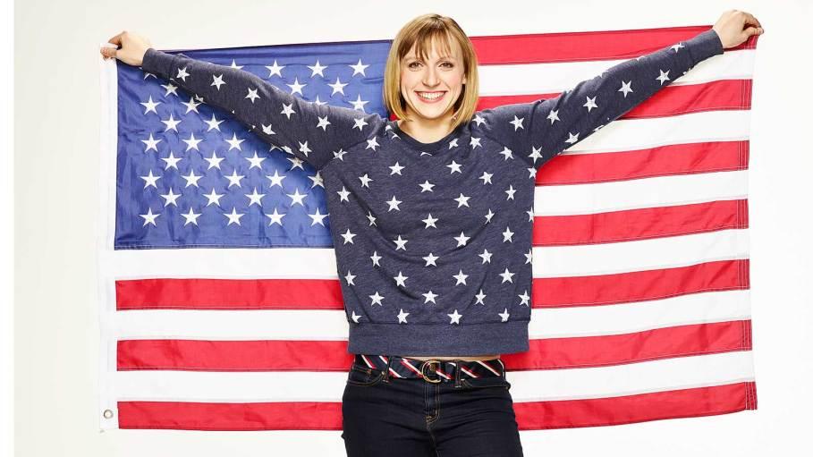 Sideline Socialite Olympics Katie Ledecky