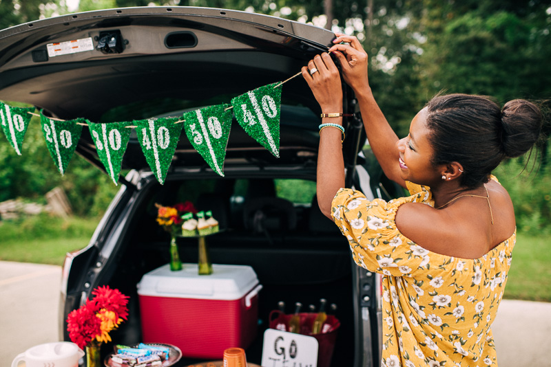 Tips for Tailgating Sideline Socialite