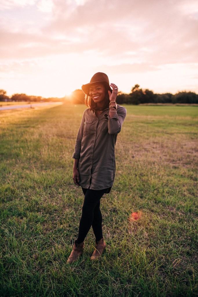 Fall Fashion, Family, Fun + A Giveaway Sideline Socialite