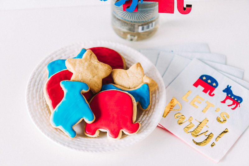 Election Day Recipe: Sugar Cookie Pudding Shots Sideline Socialite