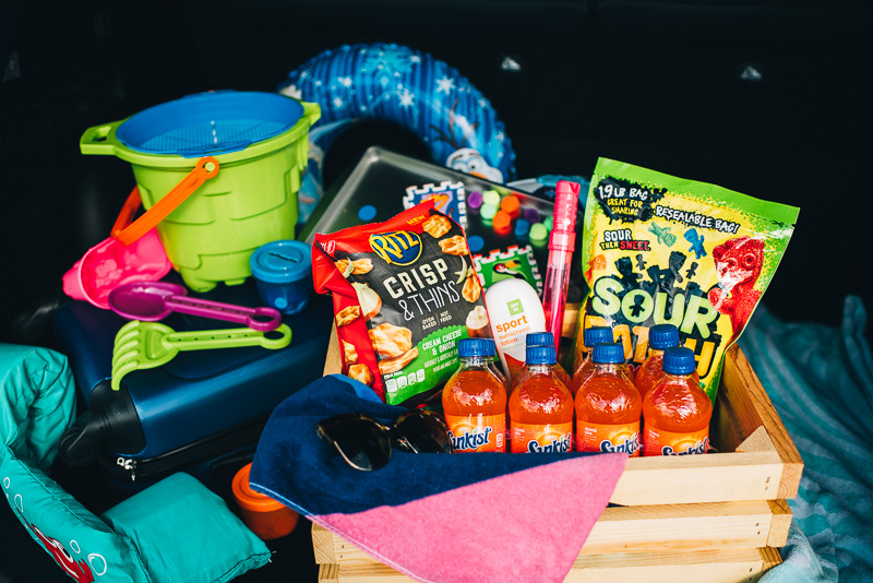 7 Road Trip Activities to Keep Your Toddler Busy for Under $10
