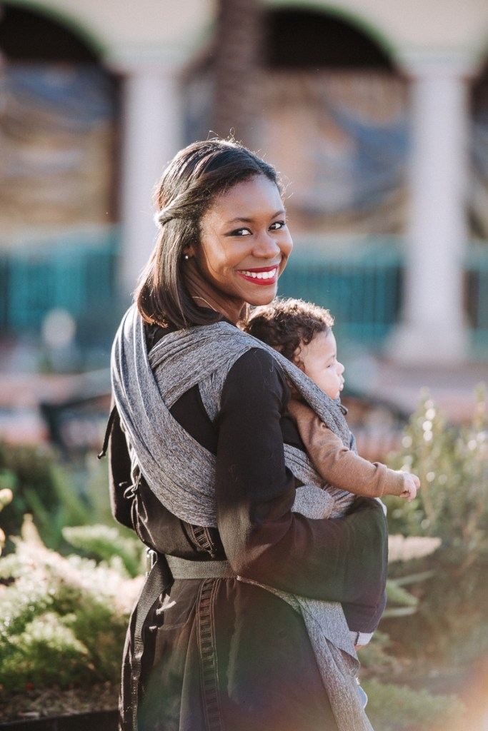 3 Ways to Connect With Your Infant Connect with your newborn, baby wearing